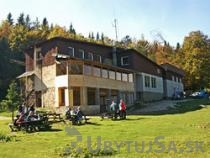 Mountain hotel Geravy
