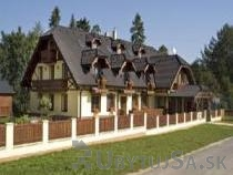 Boarding house Pieniny