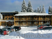 Mountain hotel Smrekovica