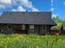 Wooden house Pieniny